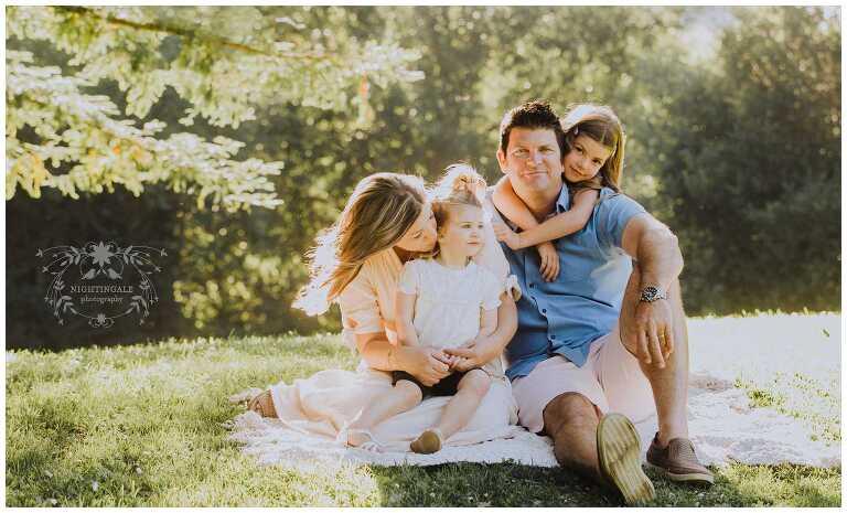 Berkeley Family Portraits