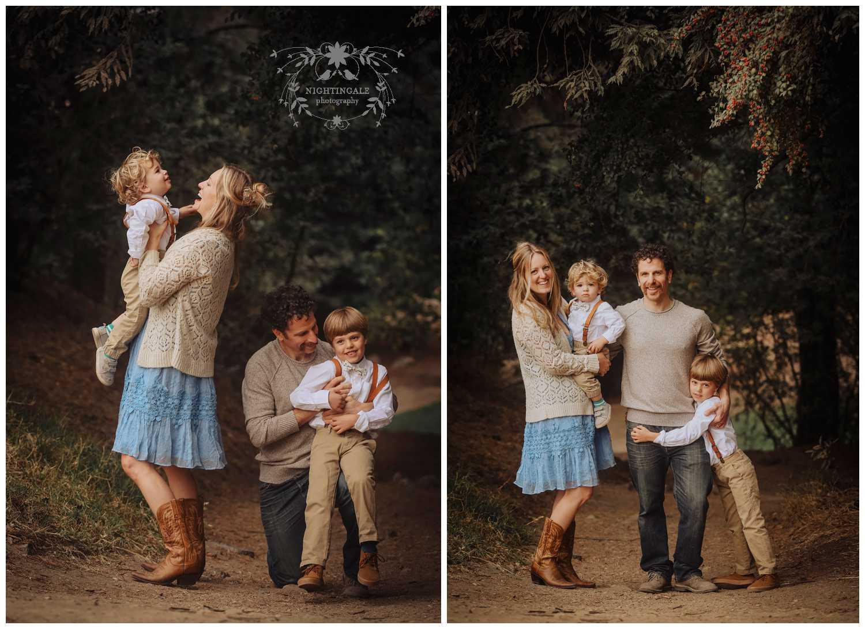 Oakland Family Portraits