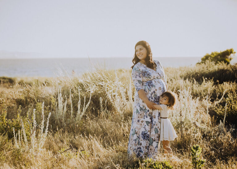 Best Time Maternity Photo Session