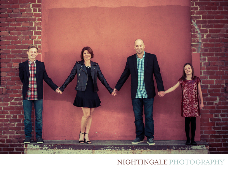 Family Portrait Session Emeryville