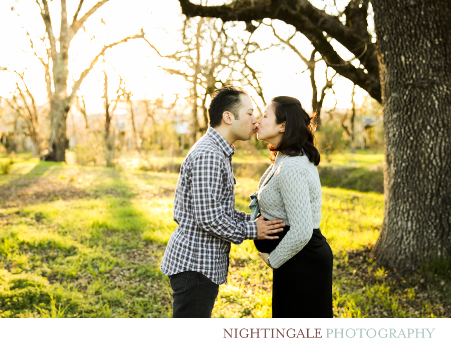 Maternity Session Napa